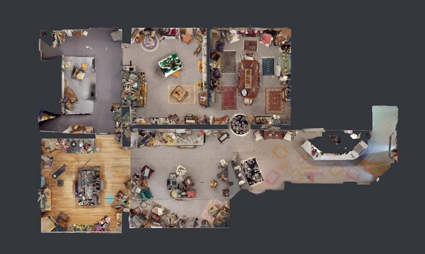 Matterport 3D Floor Plan