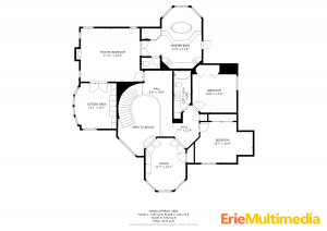 Matterpotr floor plan image by ErieMultimedia