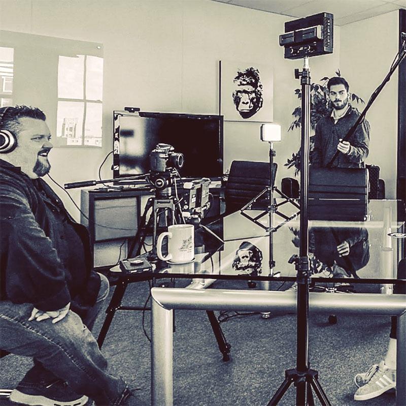 Video Shoot with ErieMultimedia